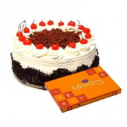 Blackforest Cake n Celebration combo