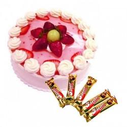 Strawberry Cake n 5star combo2