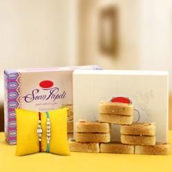 Rakhi Special Sweets Hamper