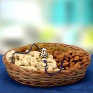 Rakhi Dryfruits Basket