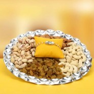Delicious Dryfruits Rakhi Treat