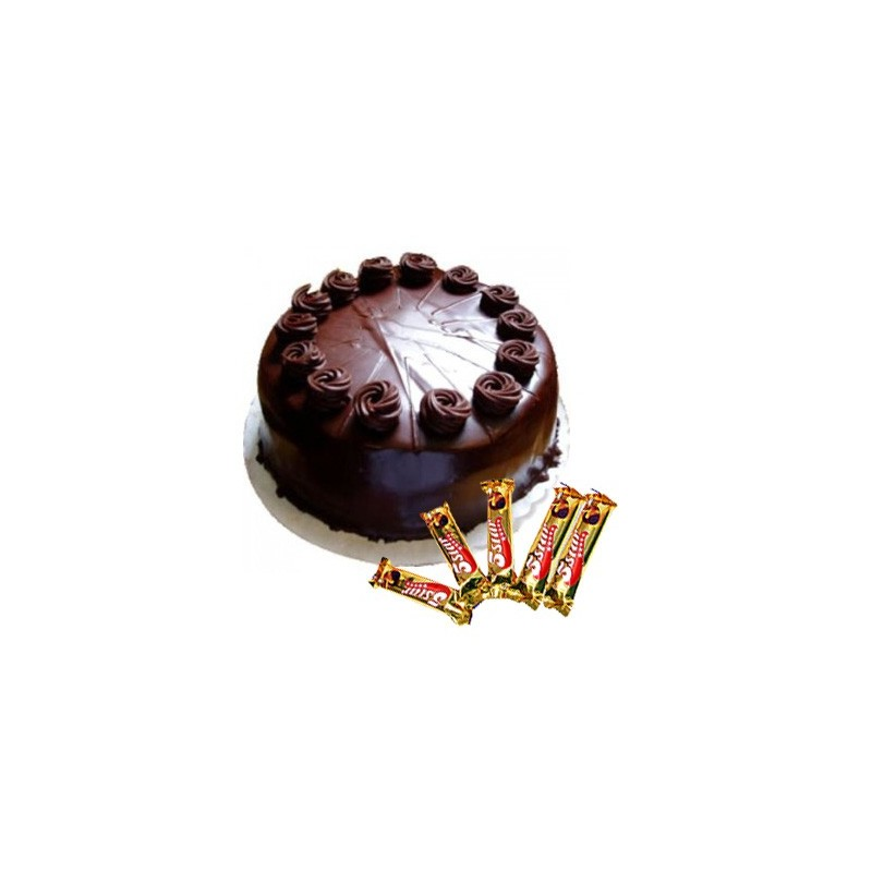 Chocolate Truffle Cake n 5star combo