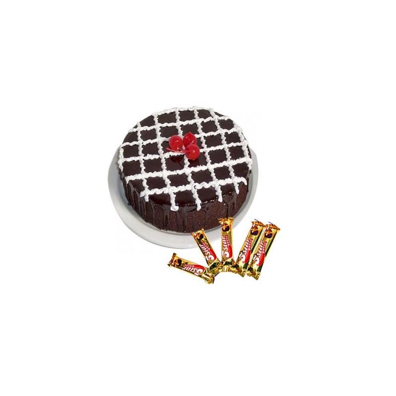 Chocolate Truffle Cake n 5star combo2