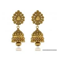 New Fancy Copper Jhumki Earring
