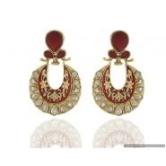 Fashion Copper Chandbali Earring