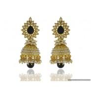 New Fashion Pearl Copper Jhumki Earring