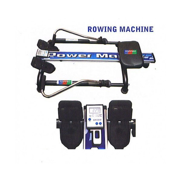 rowing machine abs
