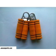 Pair Of Hand Grippers With Neoprene Grip Export Quality