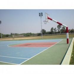 Anson Basketball Pole