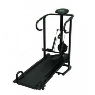 Lifeline 4 In 1 Manual Treadmill, Jogger Twister Stepper P.Bars