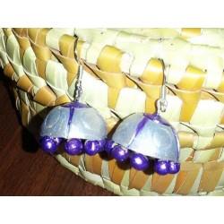 Gorgeous lavendar earring
