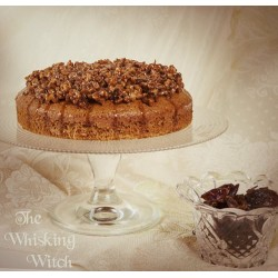 Dates & Walnut cake