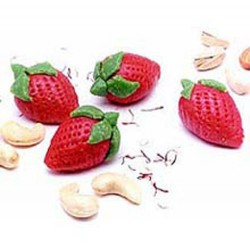 Sugar Free Dryfruits Stawberry