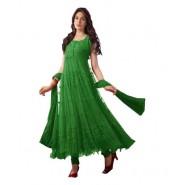 Green FashionNet Stitched Suit