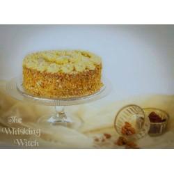 Praline Red Velvet cake