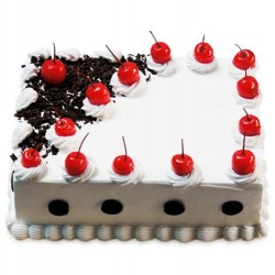 DELICIOUS BLACK FOREST...