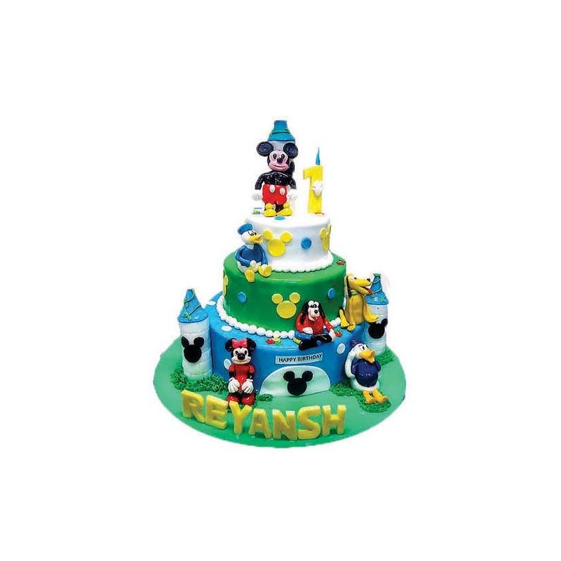 Magnificent Disney World Cake Surprise For U Cake Delivery In Ahmedabad Funny Birthday Cards Online Bapapcheapnameinfo