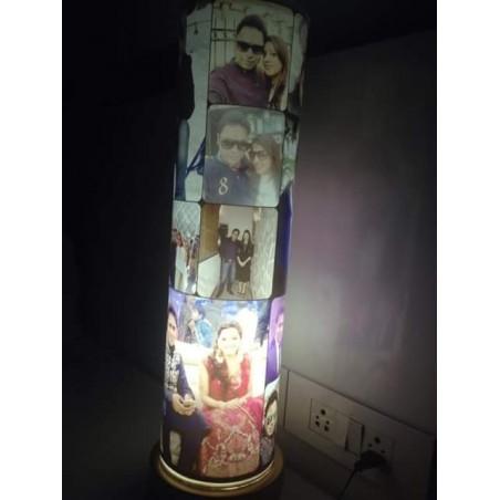 Rotating Lamp