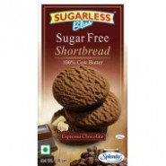 Shortbread Espresso Chocolate-100gm
