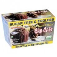 Sugar free Banana & Walnut Cupcake-160gm