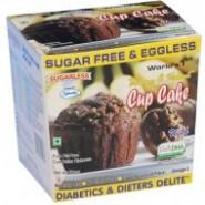 Sugar free Banana & Walnut Cupcake-80gm