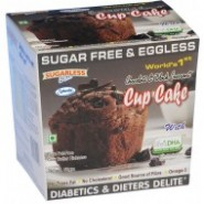 Name- Sugar free Chocolate & Black Currant Cupcake-80gm