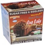 Sugar Free Date & Walnut Cupcakes-80gm