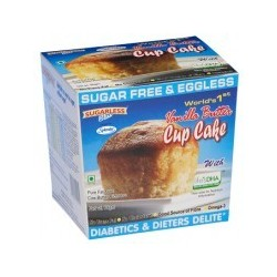 Sugar free Vanilla Cup...