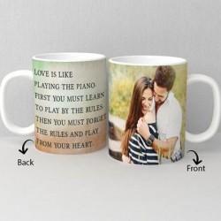 Valentine Special Photo Mug