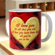 Admiring Love Mug.