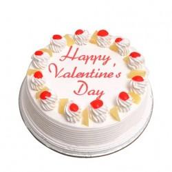 Valentine Vanilla.
