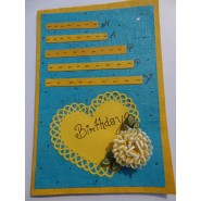 Lovely Floral Birthday Card 9