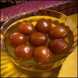 Gulab Jamum - (Shree Mithai )