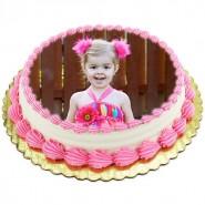 2.5Kg Personalized Photo Cake