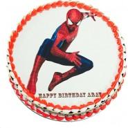 Spider Man Cake - 2 kg