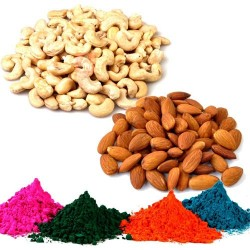 Colorful Dryfruits Combo