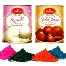 Gulab Jamun & Rasgulla...
