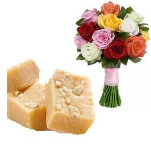 Tamil New Year MilkBurfi