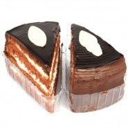 Chocolate Piece cakes- 6nos