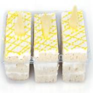 Pineapple Piece cakes- 6nos