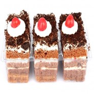 Blackforest Piece cakes- 6nos