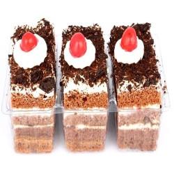 Blackforest Piece cakes- 6nos