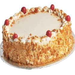 Butter Scotch Cake - 1 kg