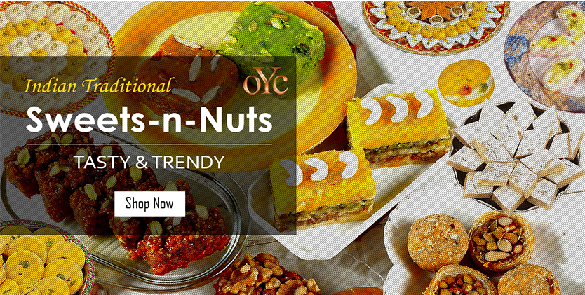 India Online Sweets