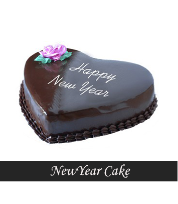 Cake - New YearGift Online Delivery
