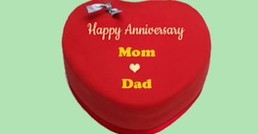 Online Anniversary Cake Delivery in Ghaziabad