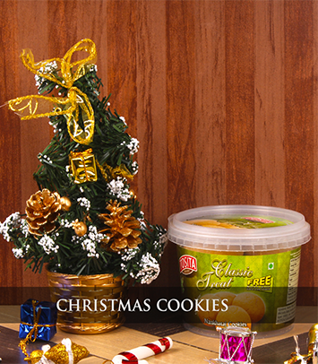 Christmas cookies - Christmas Gift Online Delivery
