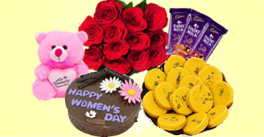 Women's day Gifts Combo