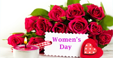 Women's day Gifts Flowers