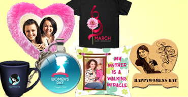 Women's day Personalized Gifts
